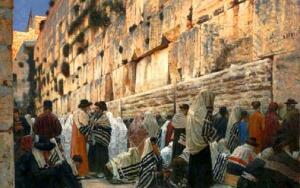 Что представляет собой Храм Соломона в Иерусалиме?