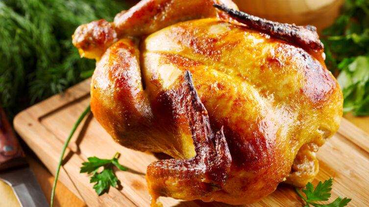 Как вкусно приготовить курицу всего за полчаса?