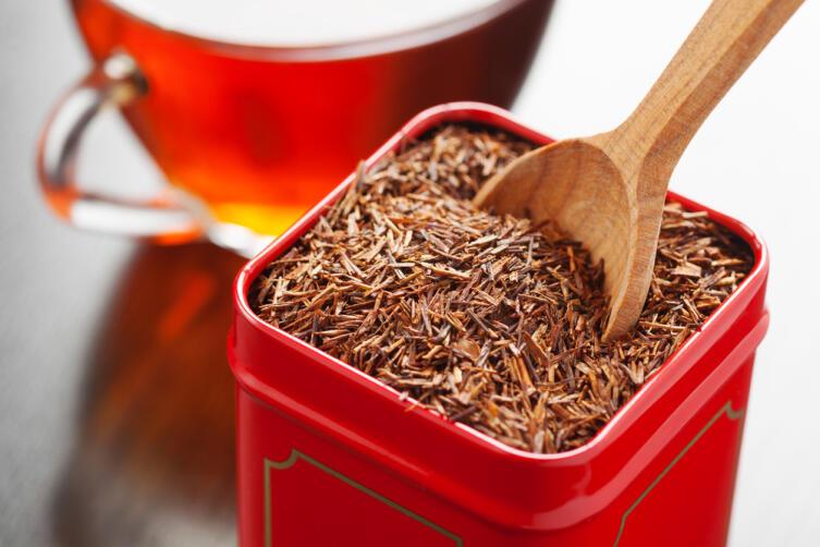 В чем польза чая ройбуш?