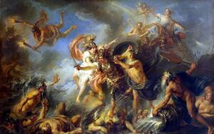 Щит Ахилла. О чем спорили покорители Трои?