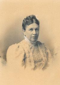 Жена Л. Н. Толстого Толстая, Софья Андреевна (урождённая Берс)
