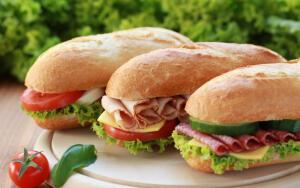Как появился сэндвич?