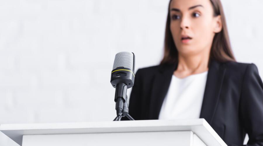 Как подготовиться к публичным выступлениям, чтобы не бояться?