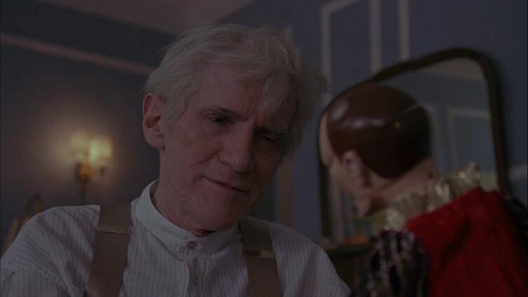 Кадр из к/ф «Повелитель кукол», 1989 г.