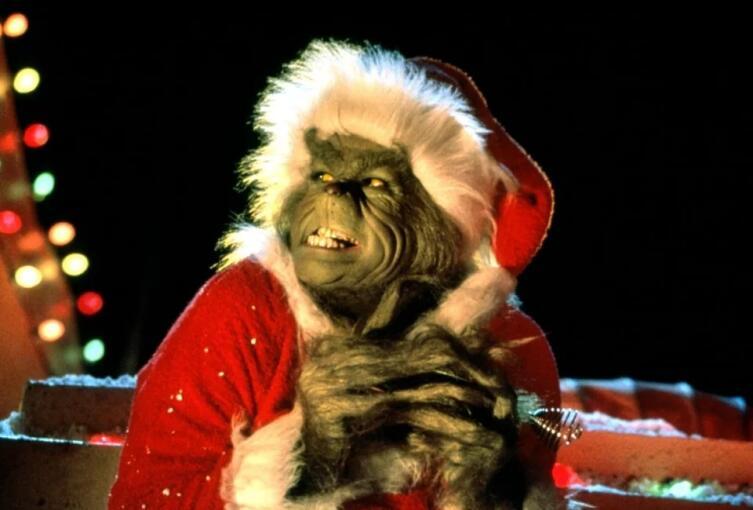 Кадр из к/ф «Гринч — похититель Рождества», 2000 г.