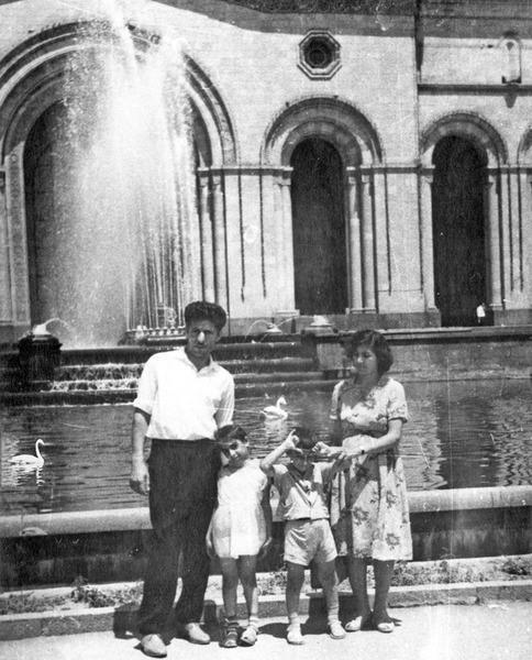 Ереван 1964 г.