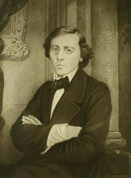 Н. Г. Чернышевский. 1859 г.