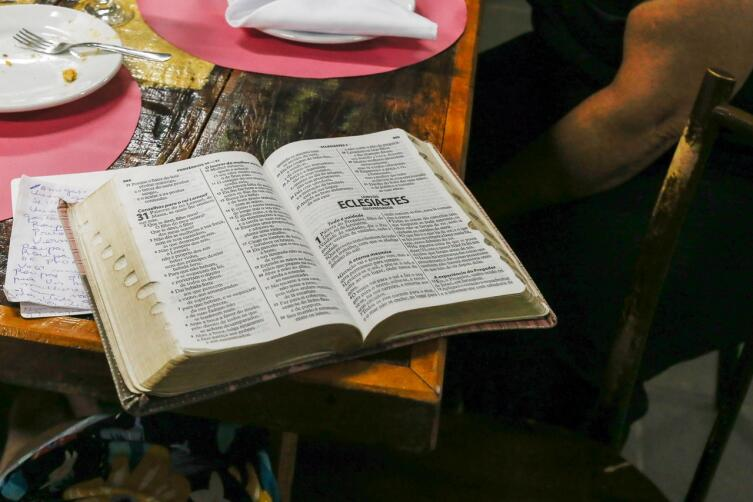 «Вначале было слово, и слово это было Бог». Так вещает нам Библия...