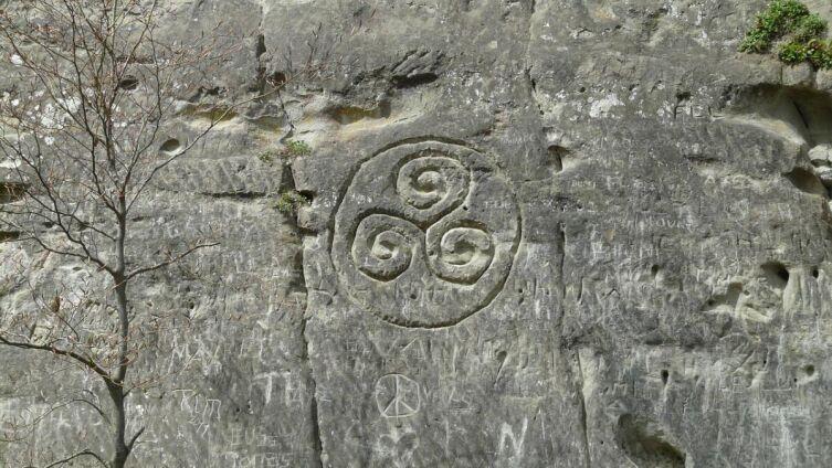Огамическая письменность: в чём её уникальность?
