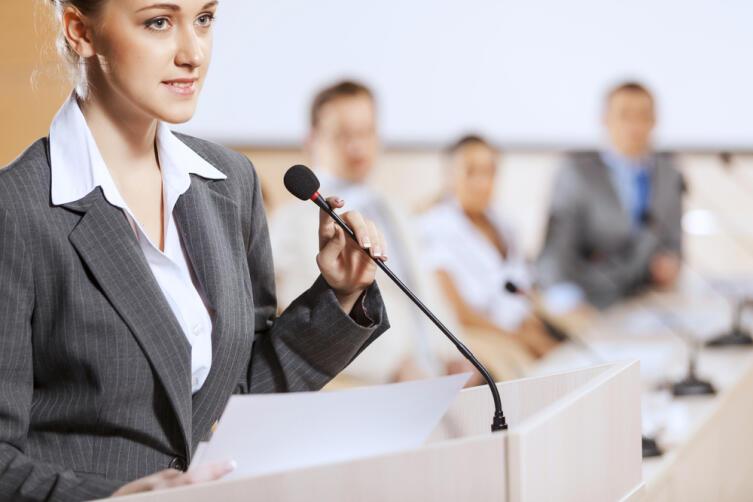 Как провалить публичное выступление?