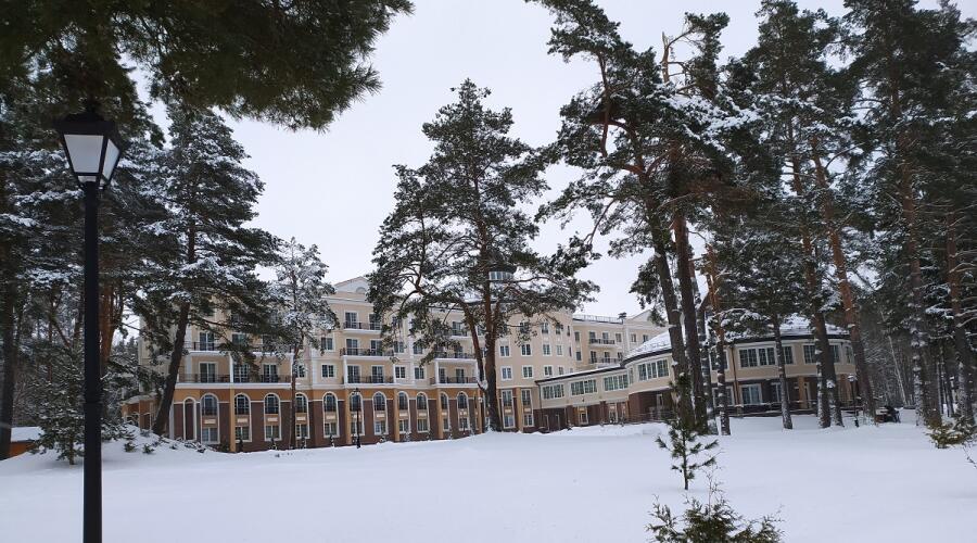 Санаторий «Плисса» в Витебской области