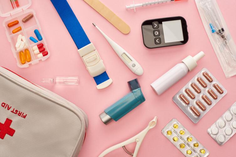 Как правильно хранить лекарства?