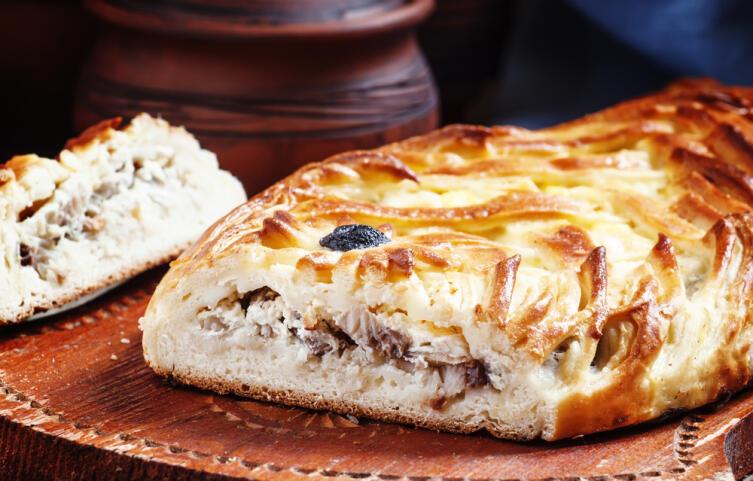 Как приготовить вкусный рыбный пирог?