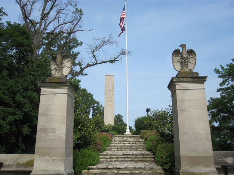 Государственный мемориал гробницы Уильяма Генри Гаррисона