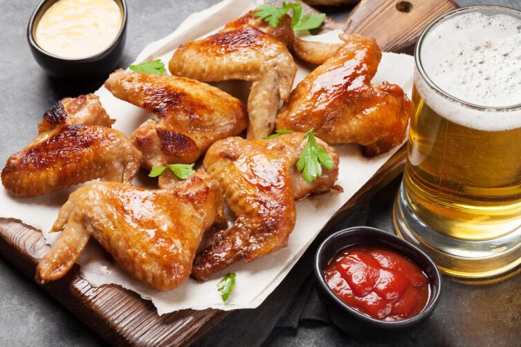 Как приготовить курицу в пиве?