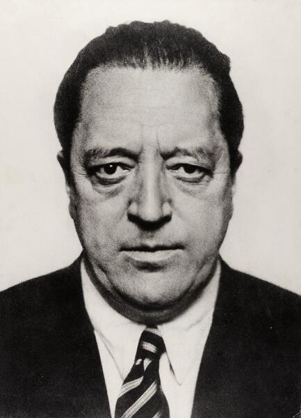 Людвиг Мис ван дер Роэ, 1934 г.