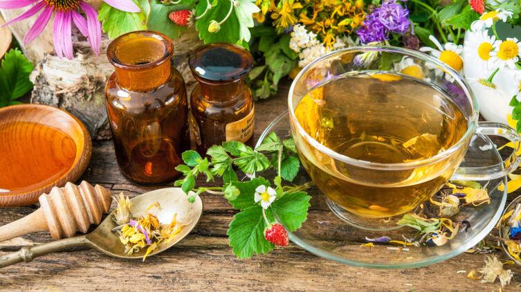 Как используются травяные чаи?
