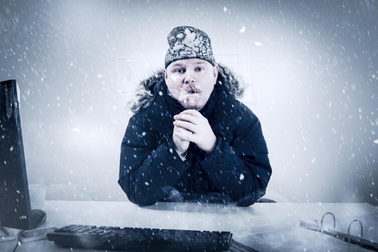 Как природа человека повышает риск травм зимой?