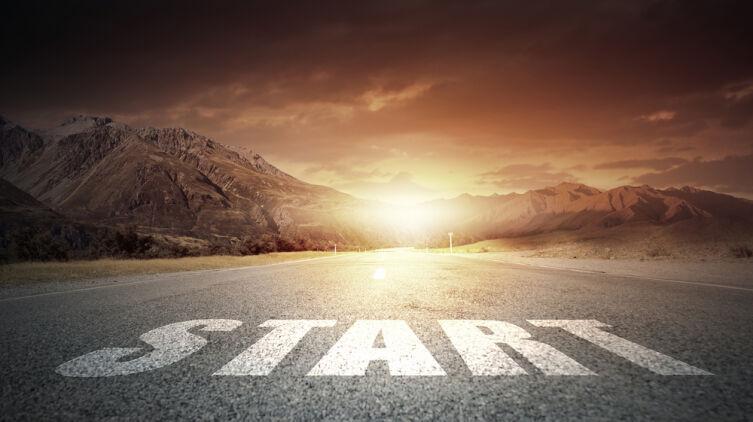 С чего начать новую жизнь?