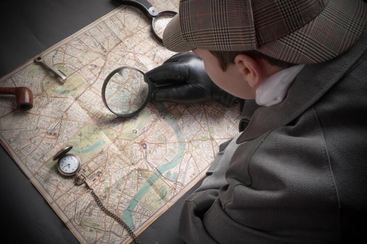 Хонкаку отсылает нас к классическим детективам