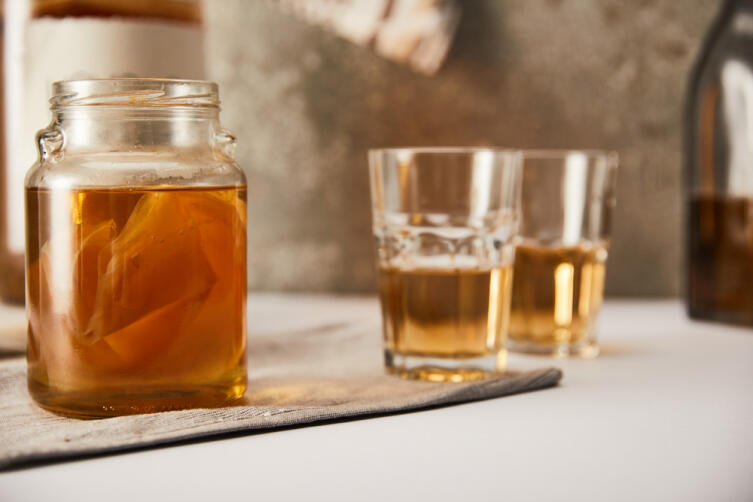 Что такое чайный гриб и как его правильно использовать?
