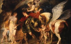 Как соединились Персей и Андромеда?