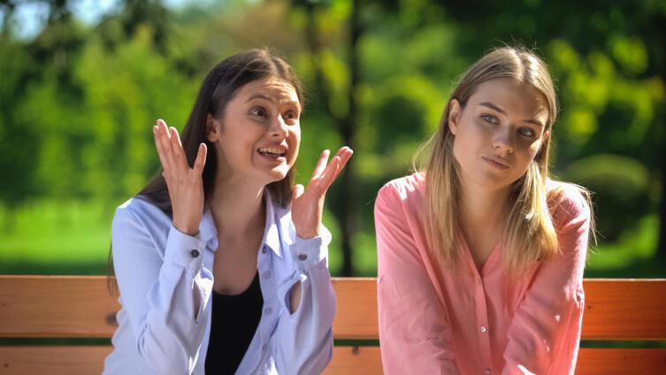 Как избавиться от навязчивой дружбы?