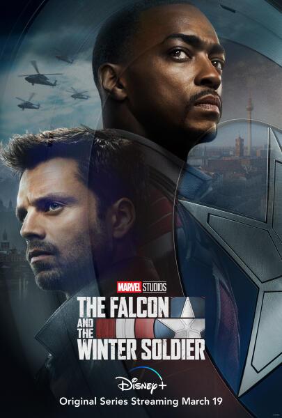 Постер к сериалу,