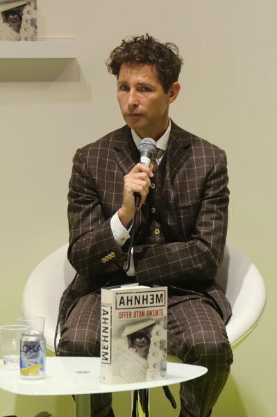 Стефан Анхем в 2014 г.