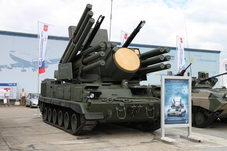 Панцирь-1С.