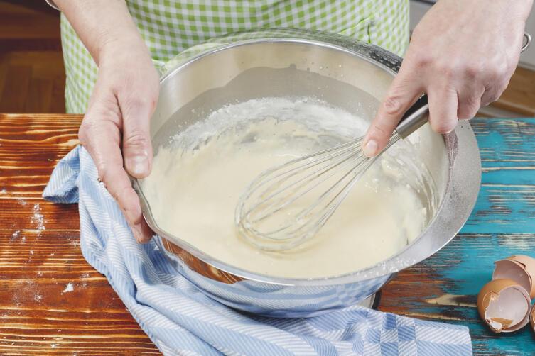 Как правильно печь блины?