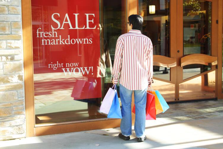 Торгуйтесь, пользуйтесь скидками и распродажами