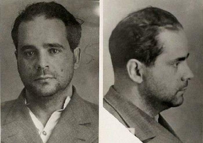 Владимир Киршон, снимки из следственного дела, 1937 г.