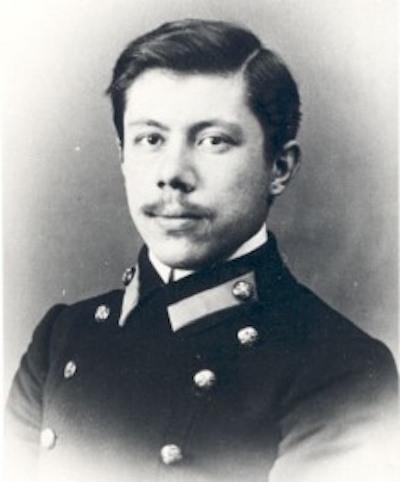 Борис Николаевич Шванвич, зоолог, энтомолог