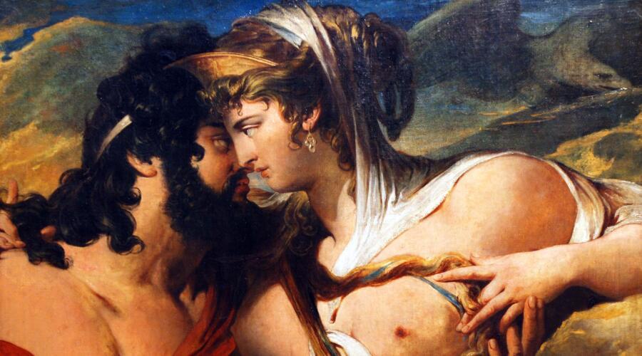 Джеймс Барри, «Юпитер и Юнона»,