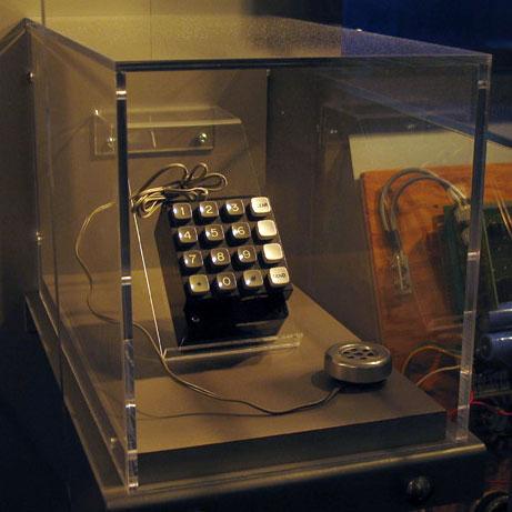 BlueBox Стива Возняка в Музее компьютерной истории, Калифорния