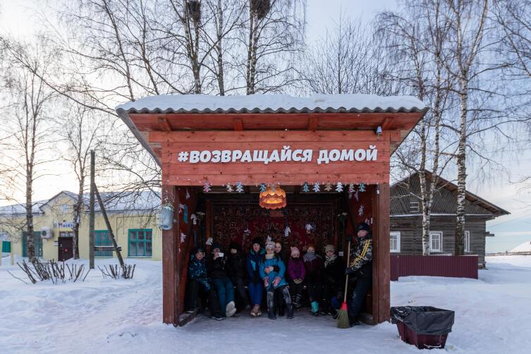 Где находятся самые красивые деревни России?
