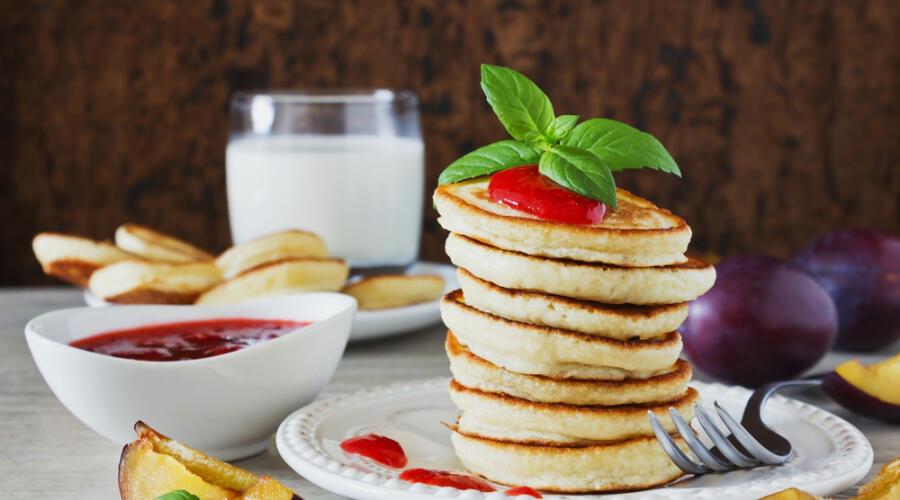 Что приготовить на завтрак ребенку?