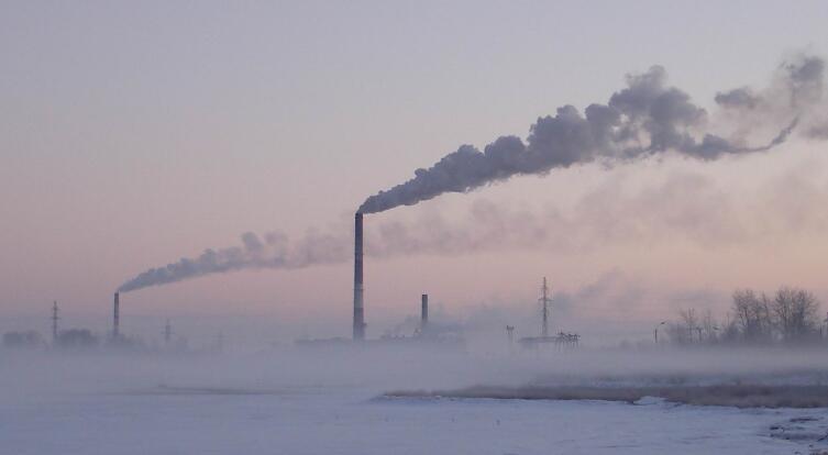 ТЭЦ-1 и ТЭЦ-2 в Северодвинске
