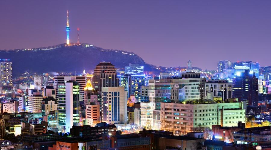 Путешествие в Южную Корею. Как связаться с рассеянным туроператором и обеспечить себе бесплатную прогулку по ночному Сеулу?