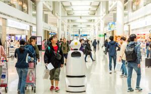 Путешествие в Южную Корею. Как влюбиться в робота, не выходя из аэропорта?