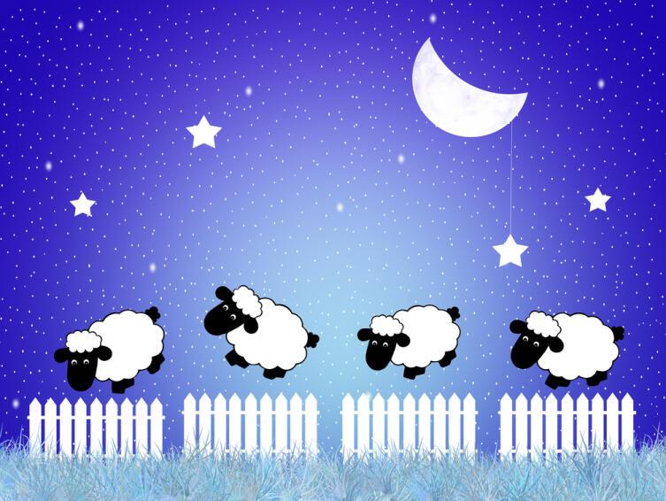 И никакой подсчет овец не помогал уснуть