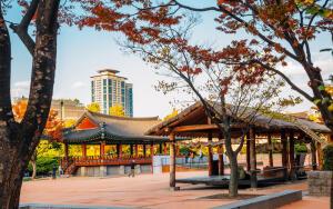 Путешествие в Южную Корею. Как организован культурный досуг в Намсанголь Ханок?