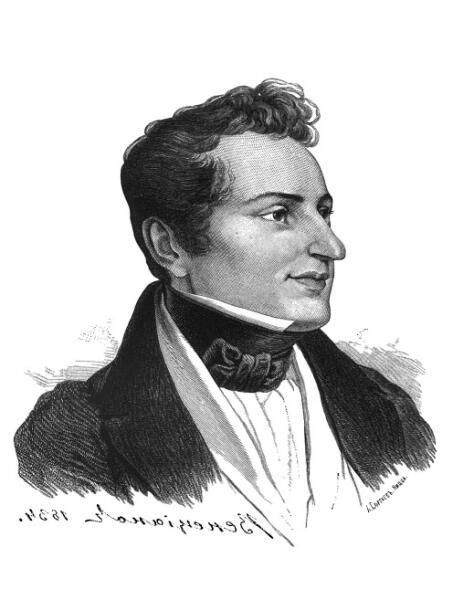 Гоголь Н. В. в 1834 г.