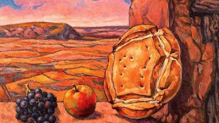 Хосе Вела Дзанетти, «Хлеб и виноград»