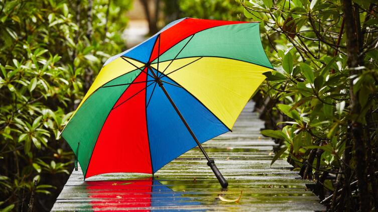 На что способен внеплановый дождь?
