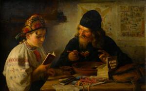 Как соблюдали Великий пост на Руси?