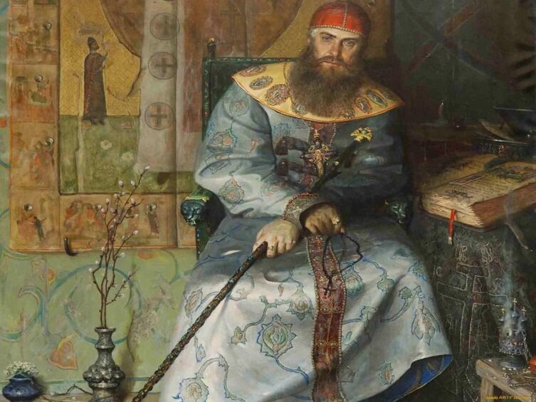 Павел Рыженко, «Алексей Михайлович Тишайший», 2001г.