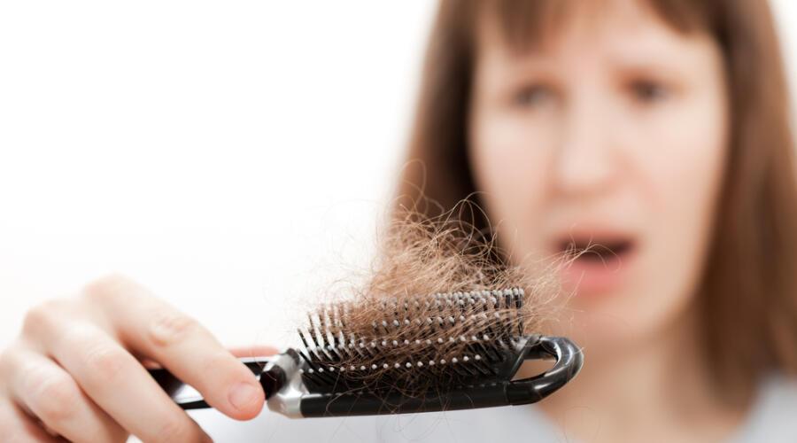 Почему после похудения выпадают волосы?