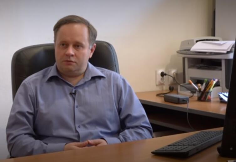Директор Института медицинской паразитологии, тропических и трансмиссивных заболеваний Сеченовского университета Александр Лукашев